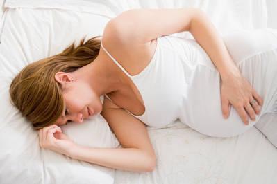 Почему тянет низ живота при беременности