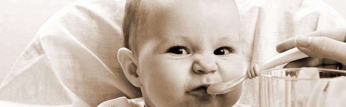 Ребенок плохо ест в год