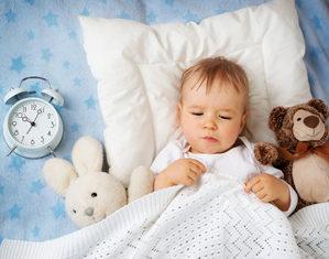 ребенок не хочет спать