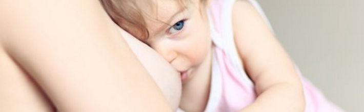 Ребенок после года висит на груди причины и что делать