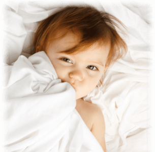 """Обложка курса """"Как быстро уложить ребенка спать"""""""