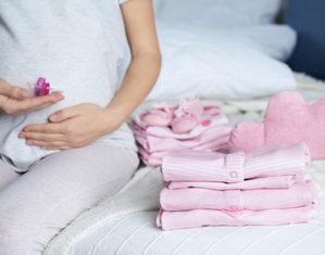 беременная с приданым