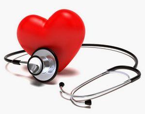 Сердце со стетоскопом