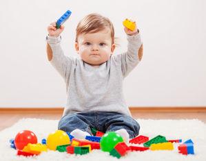 ребенок, играет, игра, конструктор, сидит, мальчик, 76551209