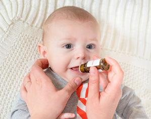 сироп для новорожденного