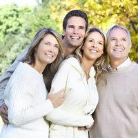 Семья со старшими детьми