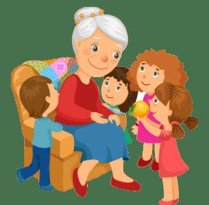 Курс Непослушная бабушка
