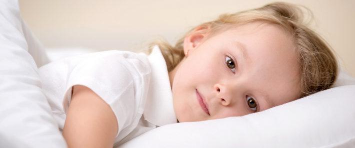девочка 2 года не спит