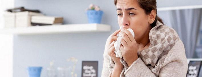 Не проходит кашель у беременной