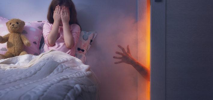 ребенку снятся кошмары