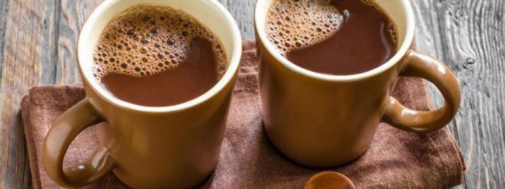 Кружки какао