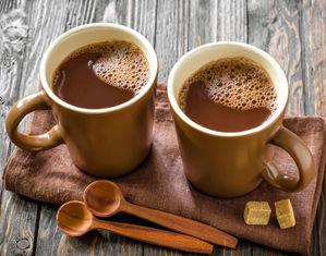 кружки с какао
