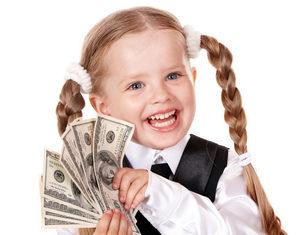 3933047, деньги, доллары, дорого, девочка, школьница, купюры