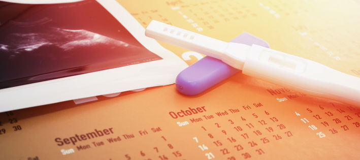 Фото узи и календарь
