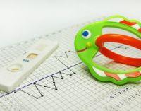 График базальной температуры и тест на беременность