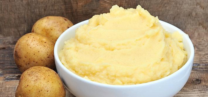 Картофель и картофельное пюре