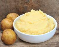 Картофельное пюре и картошка
