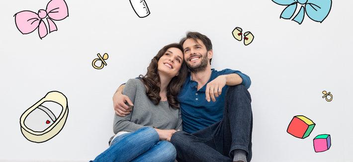 Муж с женой мечтают