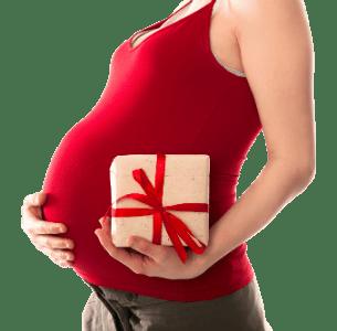 Обложка комплекта для будущей мамы
