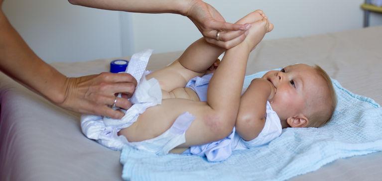 Пеленочный дерматит детей фото и лечение thumbnail