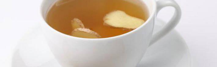 Польза имбирного чая при беременности