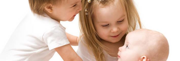 Беременность с маленькой разницей между детьми