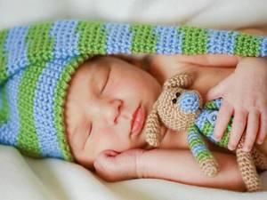 Сколько спит малыш в 3 месяца