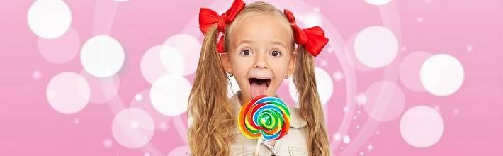Почему  ребёнок просит сладкое