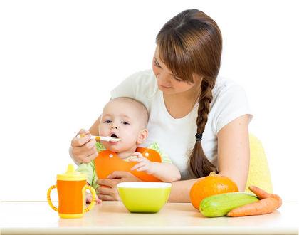 Ребенок ничего не хочет есть