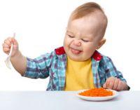ребенок не ест