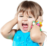 Ребенок делает вид, что ничего не слышит