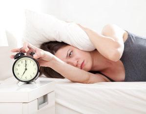 женщина не хочет просыпаться