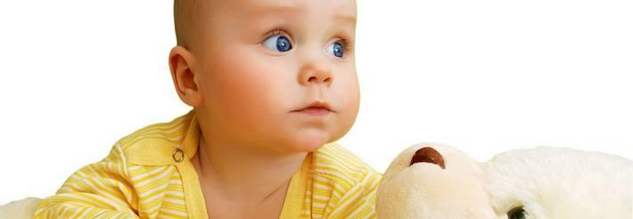 Желтуха у младенца