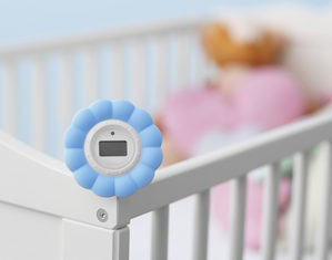 гигрометр и термометр на кроватке