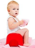 Как приручить ребенка к горшку