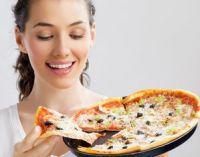 Мама хочет съесть пиццу