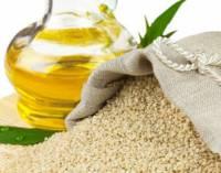 Семена кунжута и кунжутное масло