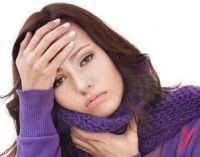 Болит горло у кормящей мамы